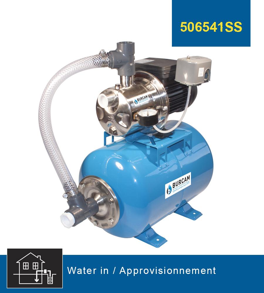 Ss on Well Pump Pressure Tank Diagram